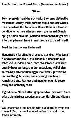 beard balm back
