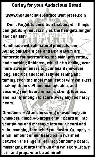 beard care for pinterest