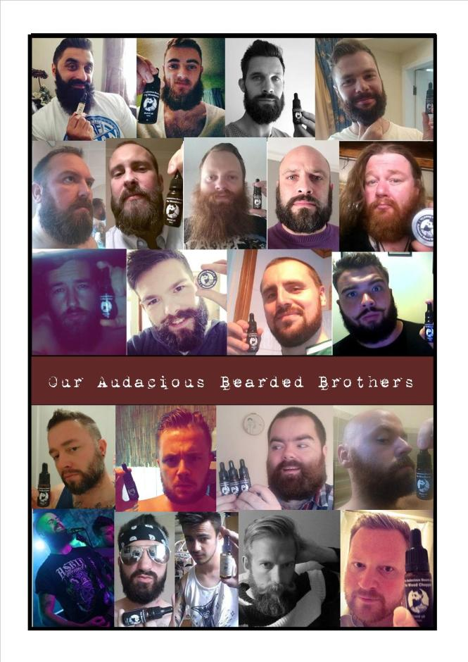 our bearded brothers