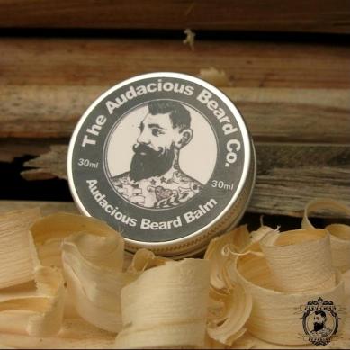 audaciousbeardco beard balm