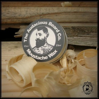 moustache wax sq