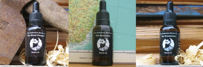 large beard oil