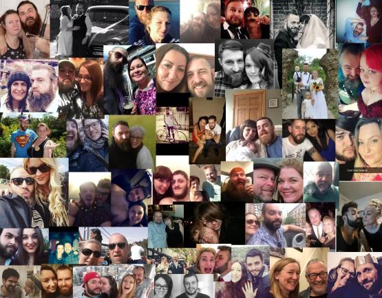 winner collage