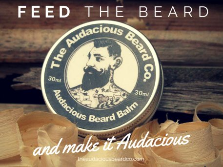 Feed the beard
